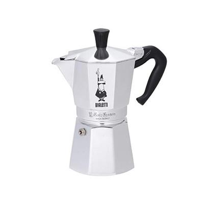 BIALETTI コーヒーメーカー モカエキスプレス 6カップ用 1163