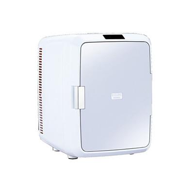2電源式ポータブル電子適温ボックスD-CUBEXグレーHR-DB08GY